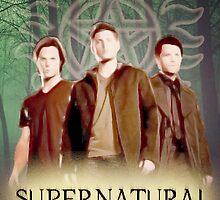 Supernatural -- Light by Ash J