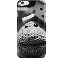 Hello Monkey! iPhone Case/Skin