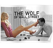 The wolf of wall street - short skirts 4 Poster