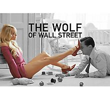 The wolf of wall street - short skirts 4 Photographic Print
