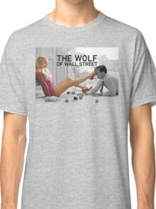 The wolf of wall street - short skirts 4 Classic T-Shirt