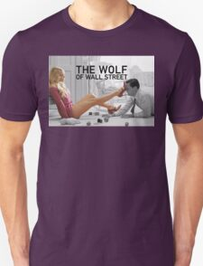 The wolf of wall street - short skirts 4 Unisex T-Shirt