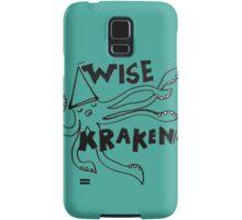 Wise Kraken Samsung Galaxy Case/Skin