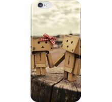 A Day At The Seaside. iPhone Case/Skin