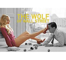 The wolf of wall street - short skirts 5 Photographic Print