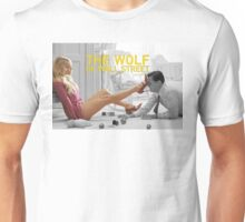The wolf of wall street - short skirts 5 Unisex T-Shirt
