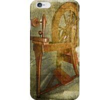 Spin a Yarn iPhone Case/Skin