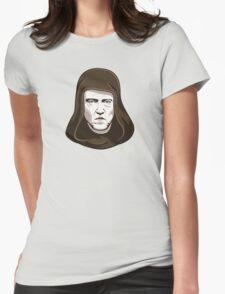 Walken on the Dark Side - Christopher Walken Womens Fitted T-Shirt
