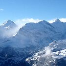 Swiss Alps (Number 1) by tomheys
