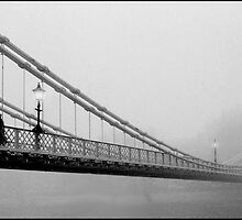 Misty Bridge 2 by thecreativeaxis