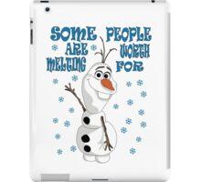 Olaf - Frozen iPad Case/Skin