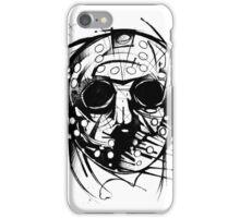 Jason Doodle iPhone Case/Skin
