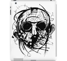 Jason Doodle iPad Case/Skin