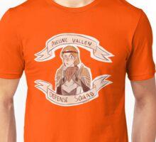 Dragon Age 2 - AVELINE VALLEN DEFENSE SQUAD Unisex T-Shirt