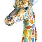 Giraffe by Brandon Keehner