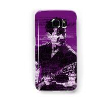 Alex Turner Typography (Purple) Samsung Galaxy Case/Skin
