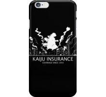 Kaiju Insurance iPhone Case/Skin