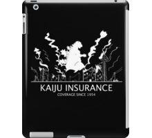 Kaiju Insurance iPad Case/Skin