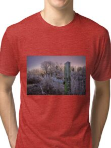 Cold Sunrise Tri-blend T-Shirt