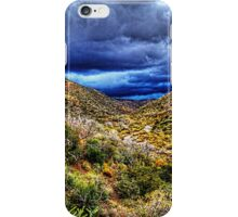 Storm Brewing  iPhone Case/Skin