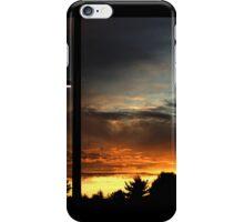 1017 - HDR Panorama - Sunset iPhone Case/Skin