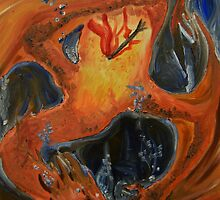 Fire and Water by Lizzie  Cavanagh
