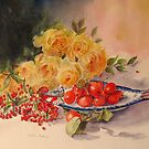 A berry or two by Beatrice Cloake