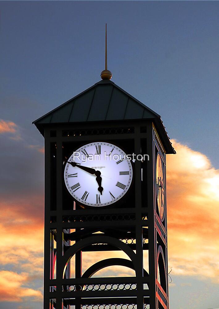 Clock Tower - Pleasant Grove, UT by Ryan Houston