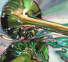Jazz Shine by Carla Kurt