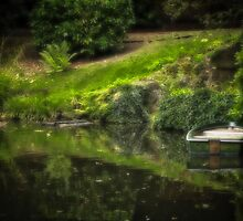 The Green Boat by Andy Bennette