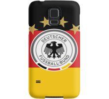 DFB on German Flag Samsung Galaxy Case/Skin