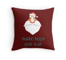 make toys Throw Pillow