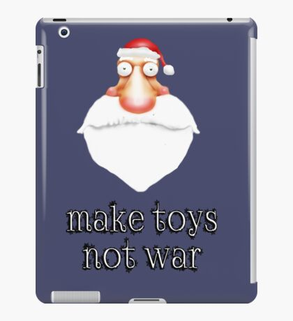 make toys iPad Case/Skin