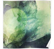 IX Green Fall Poster