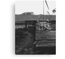 One-Eyed Octopus Photography Canvas Print