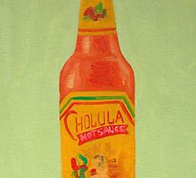 Cholula by Michael John
