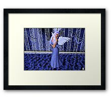 Heaven's Entry Framed Print