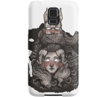 Poncho Monster Samsung Galaxy Case/Skin