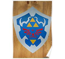 Hyrule Shield Poster