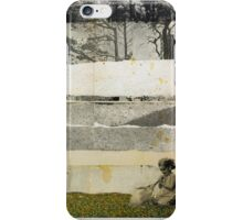 COMES A TIME iPhone Case/Skin