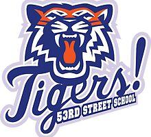 53rd Street School Tigers by HBCUPride