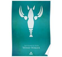 Wind Waker Poster