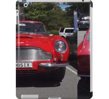 Bond. AM6 iPad Case/Skin