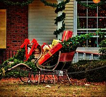 A Pause For Santa by PineSinger