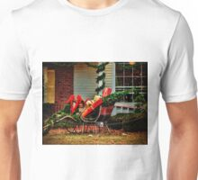 A Pause For Santa Unisex T-Shirt