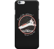Travel The Universe!  Enlist as a Viper Pilot Today iPhone Case/Skin