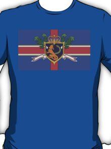The Holy Empire of Britannia Flag T-Shirt