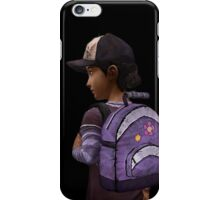 TWDG Clementine Sticker, Throw Pillow, Bag, Phone Case, And Tablet Case iPhone Case/Skin