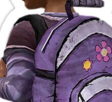 TWDG Clementine Sticker, Throw Pillow, Bag, Phone Case, And Tablet Case Sticker