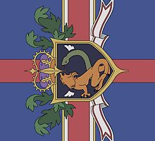 The Holy Empire of Britannia Flag by daveit